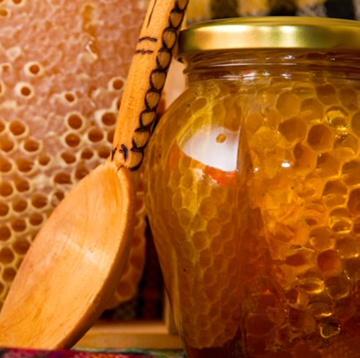 Мед башкирский липовый 0,5 кг