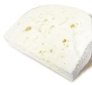 Брынза из коровьего молока 0,5 кг