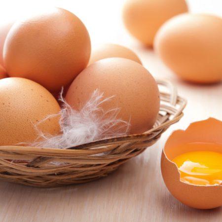 Яйцо куриное, 10 шт.