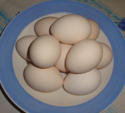 Яйцо куриное, десяток