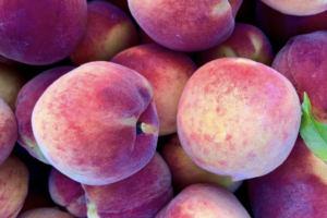 Персики 1 кг